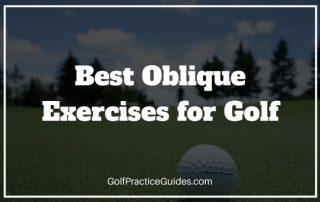 best oblique exercises