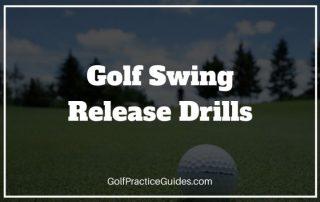 golf release drills