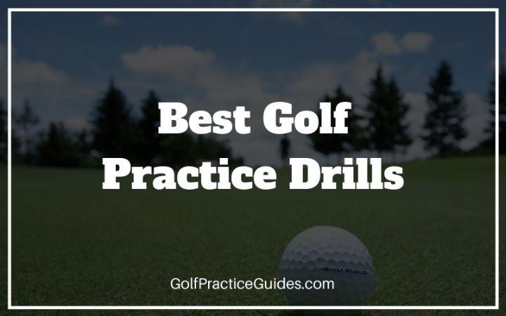 best golf practice drills