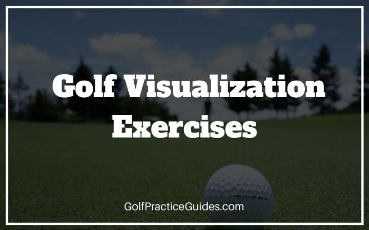 golf visualization exercises