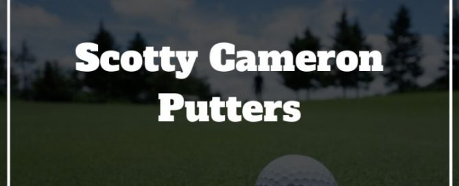 scotty cameron face balanced putter